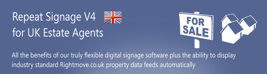 Repeat Signage V4 for UK Estate Agents