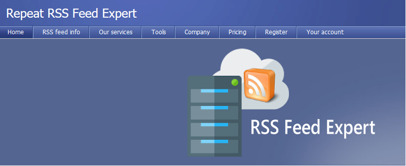 Repeat RSS Feed Expert