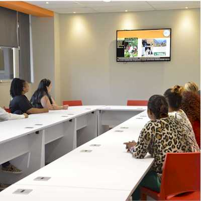 Digital signage for printers and publishing houses